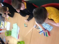 Numeracy in Primary 1a