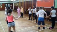 P5 IN TRAINING!!!..for the Scottish Dance Festival <3