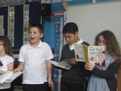 Literacy performance