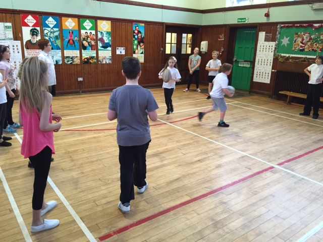 Primary 6 Rugby